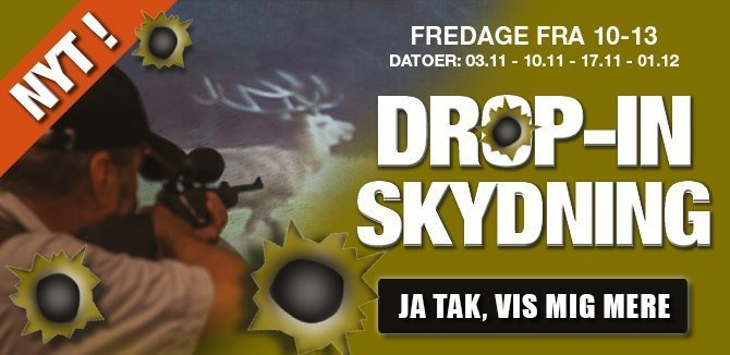Drop-in skydning
