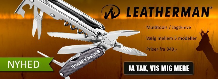 Leatherman NYHED