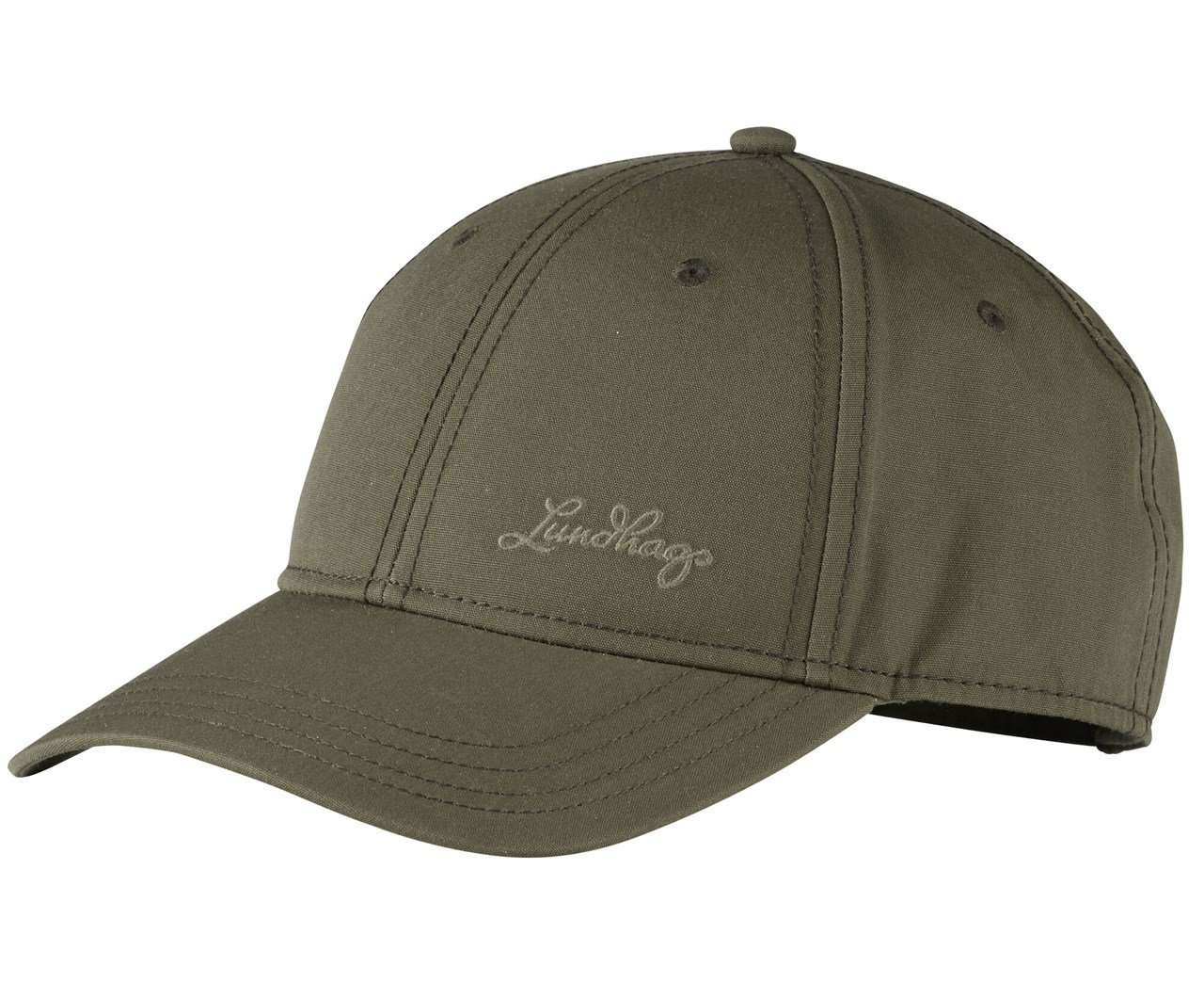 Lundhags - base    cap - forest green thumbnail
