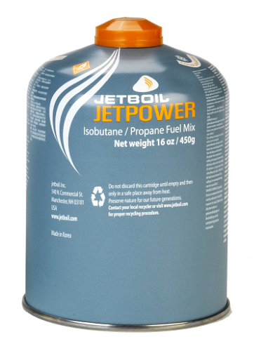 Image of   Ab camping jetpower fuel/ gas - 450 gram