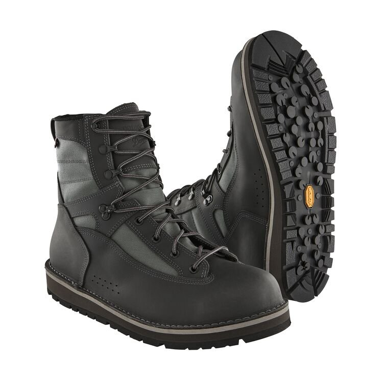 Patagonia foot tractor wading boots-sticky rubber thumbnail