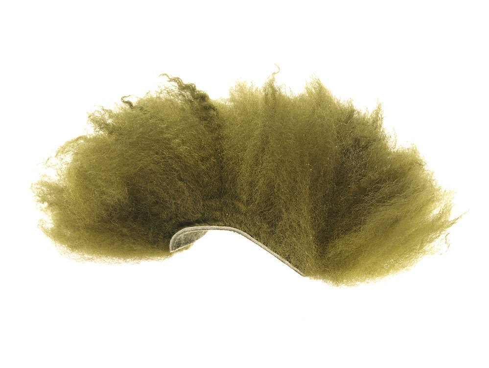 Image of   Rams wool olive