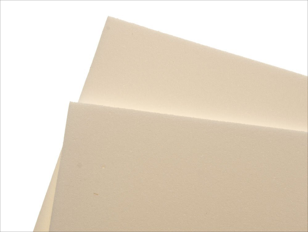 Image of   Thin fly foam 2 mm - white