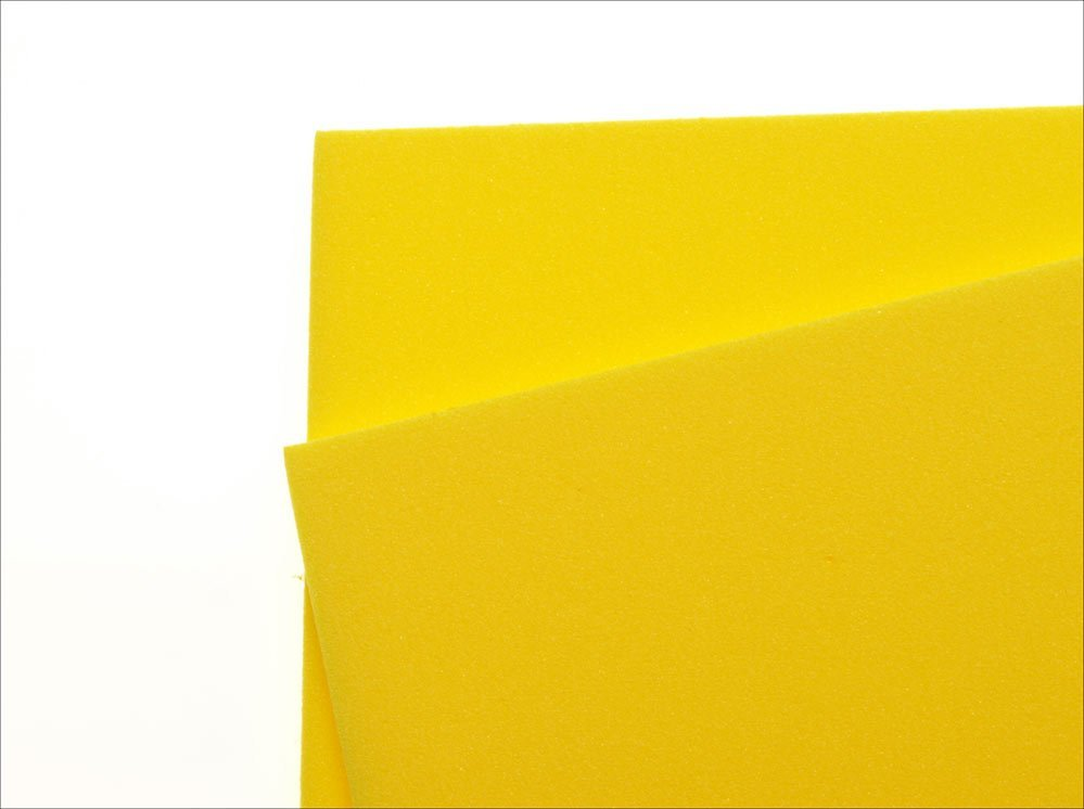 Image of   Thin fly foam 2 mm - yellow