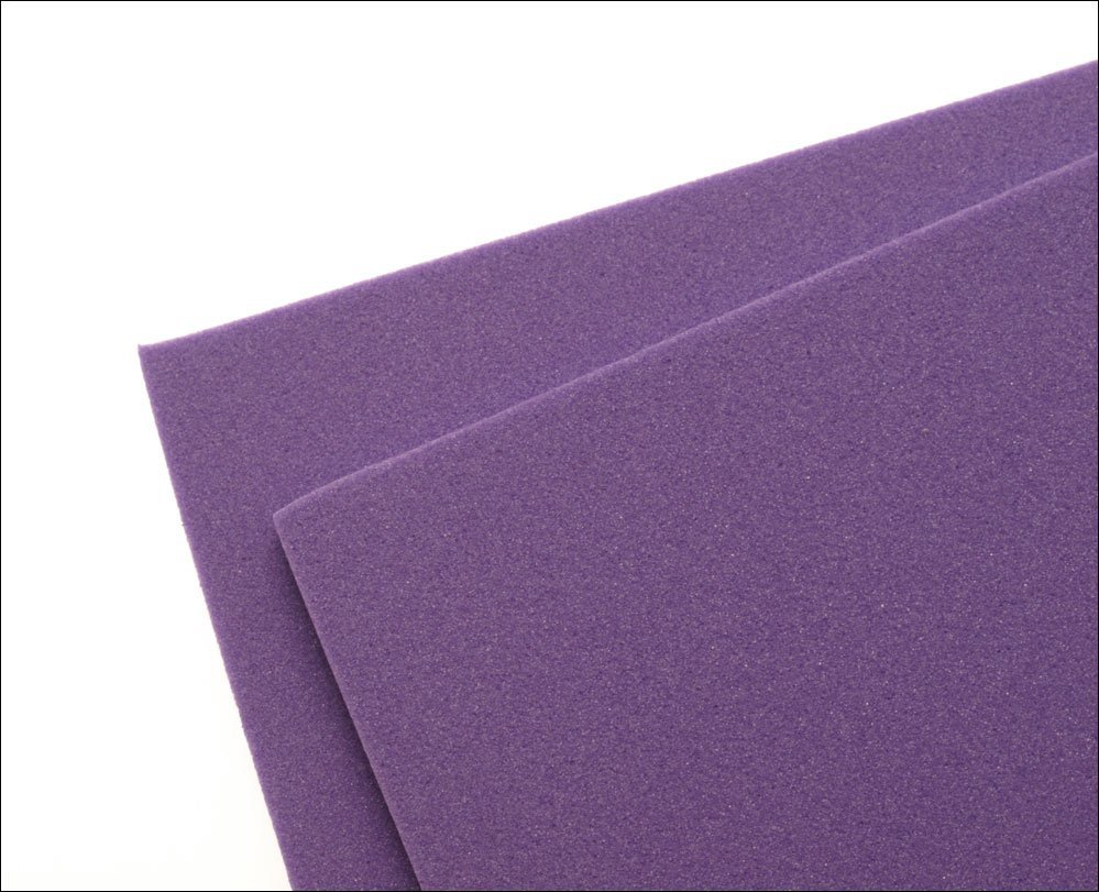 Image of   Thin fly foam 2 mm - purple