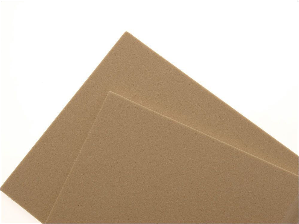 Image of   Thin fly foam 2 mm - tan