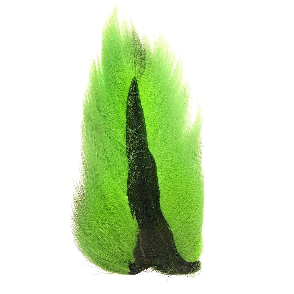 Image of   Bucktail - lime green
