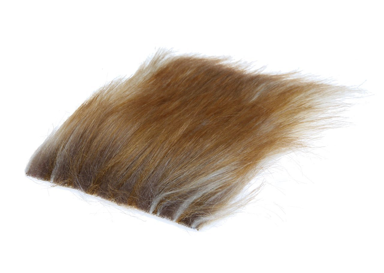 Image of   Craft fur brown brandy fox