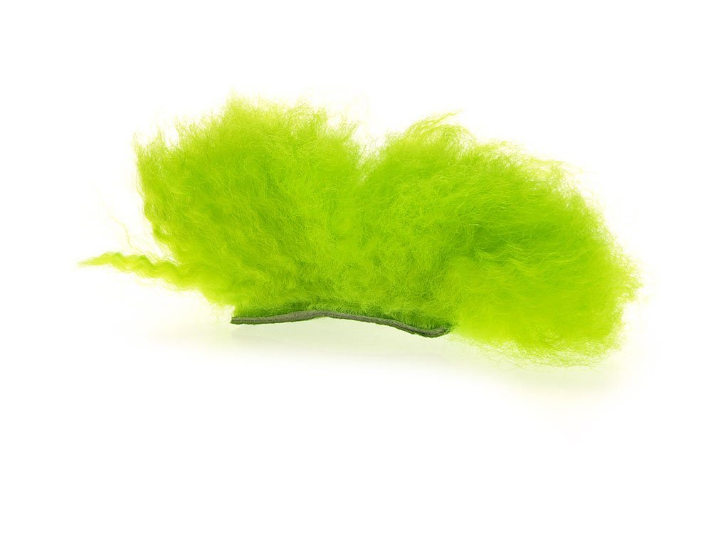 Image of   Rams wool chartreuse