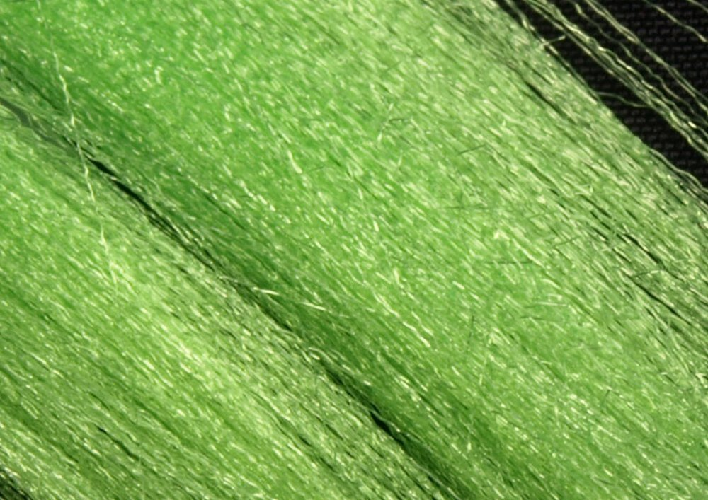 Image of   Fluoro fiber chartreuse