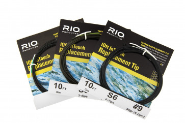 Rio Replacement Tip 10' InTouch - 3 synke densiteter