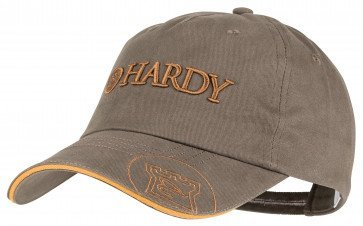 Hardy Cap Classic Olive/gold