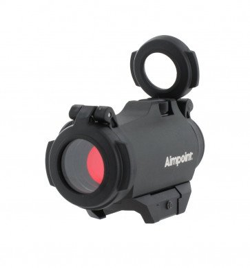 Aimpoint Micro H-2™ - Rødpunktsigte med Picatinny/Weaver montage
