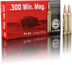 Geco Plus 300 Win Mag 11 g. - 20 stk