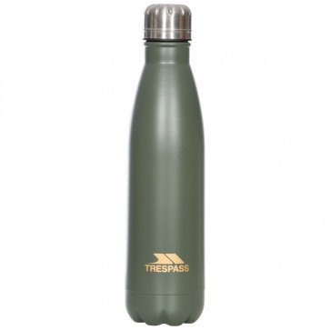 Trespass Caddo 500ml Thermal Flask Oliven