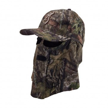Browning Cap med Facemask