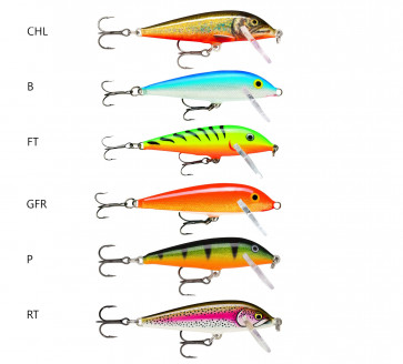 Rapala Countdown - synkende