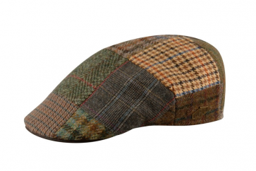 MJM Country 100% Wool Sixpence Brown