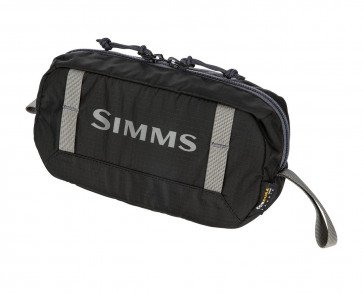 Simms GTS Padded Cube Small Carbon