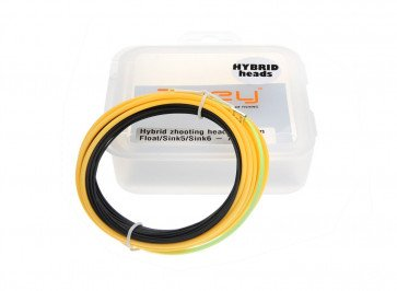 ZPEY Hybrid shooting head Flydende/Synk5/Synk6