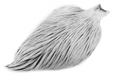 FutureFly - Signature rooster cape - Silver Badger