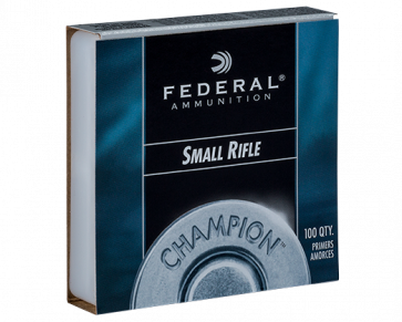 Federal Champion Small Rifle fænghætter 1000 stk.