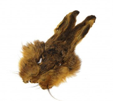 Hares Mask  gold