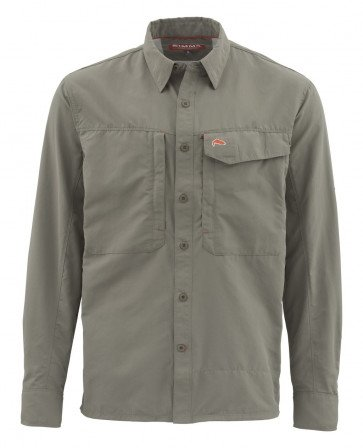 Simms Guide Shirt - Olive