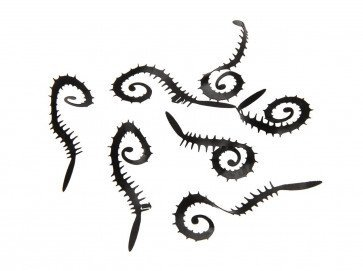Flyskinz Spiked Slow Rolla Tails 1/0 and up