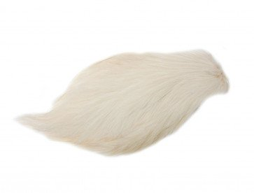Chinese Cock Cape Natural White