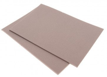 Thin Fly foam 2 mm  -  Light Grey