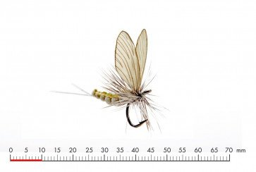 J:Son Mayfly Dun Olive Grey