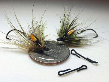 Senyo´s Micro Trout Shanks 17 mm
