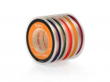 Zpey Carbon Tippet - Fluorocarbon forfangsmateriale