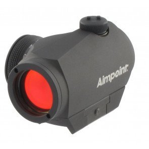 Aimpoint Micro H-1™ - Rødpunktssigte med Picatinny/Weaver montage