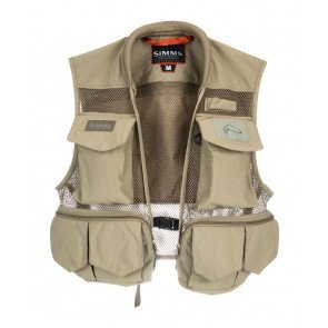 Simms - Tributary Vest - Tan