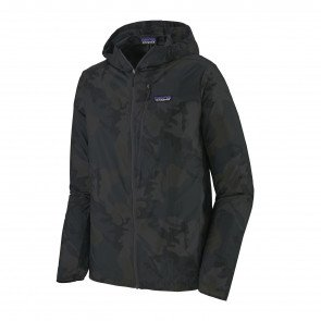 Patagonia Men's Houdini Jacket River Delta: Forge Grey