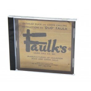 Faulk's Introktions-CD For Ande -/Gåsekald