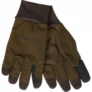 Härkila Retrieve HWS Handske - Dark Warm Olive