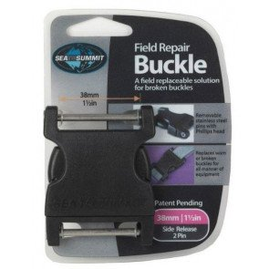 Field Repair Buckle - 38mm - 2 pin