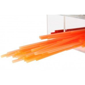 Futurefly tubes Fl orange/trans