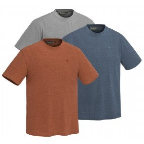 Pinewood Outdoor T-shirt 3-pak