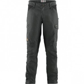 Fjällräven Kaipak Trousers Men Dark Grey-Black