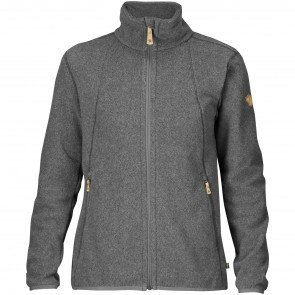 Fjällräven - Stina Fleece - Dark Grey
