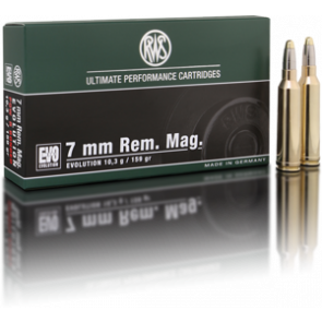 RWS Evolution 7 mm Rem Mag - 10,3 g.