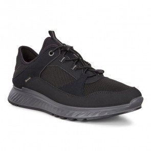 Ecco Exostride M Black Synthetic