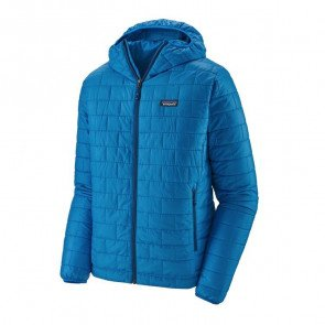 Patagonia Men's Nano Puff Jacket Andes Blue