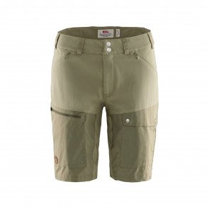 Fjällräven Abisko Midsummer Shorts W Savanna - Light Olive