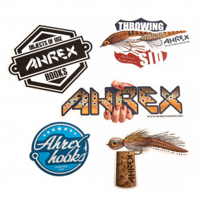 Ahrex Sticker Pack