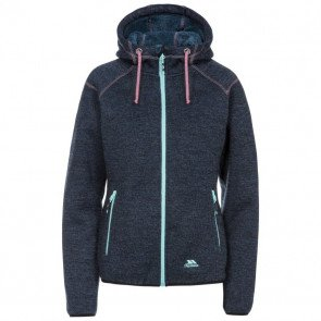 Trespass Albatross Fleece Dame - Navy Marl